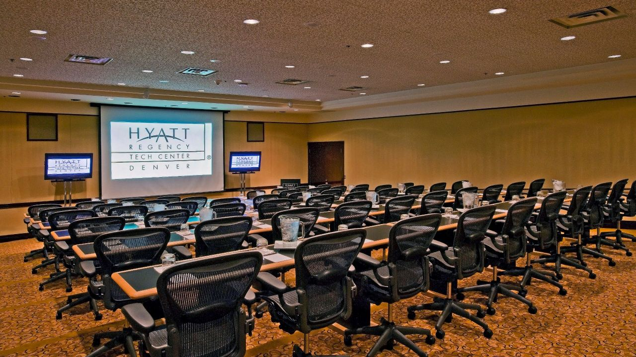 Hyatt Regency Denver Tech Center Meeting Space