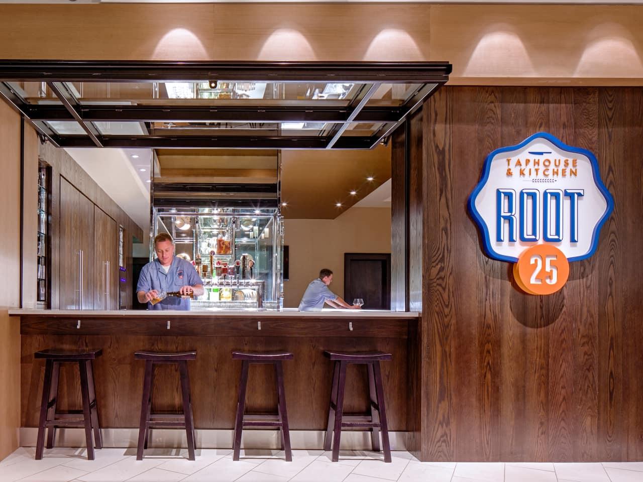Hyatt Regency Denver Tech Center Restaurant