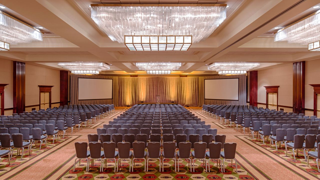 Hyatt Regency Denver Tech Center Grand Mesa Ballroom and Atrium