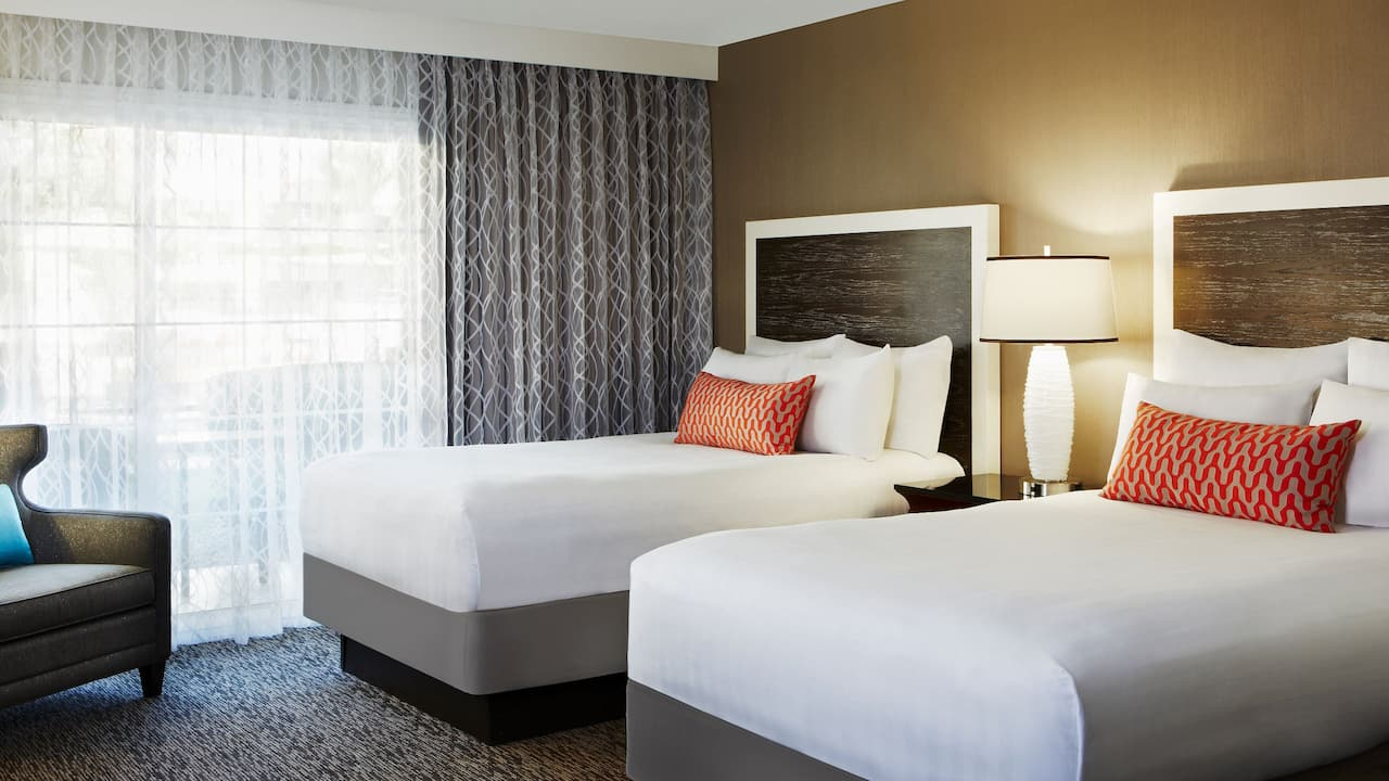 Hyatt Regency Newport Beach Double Beds