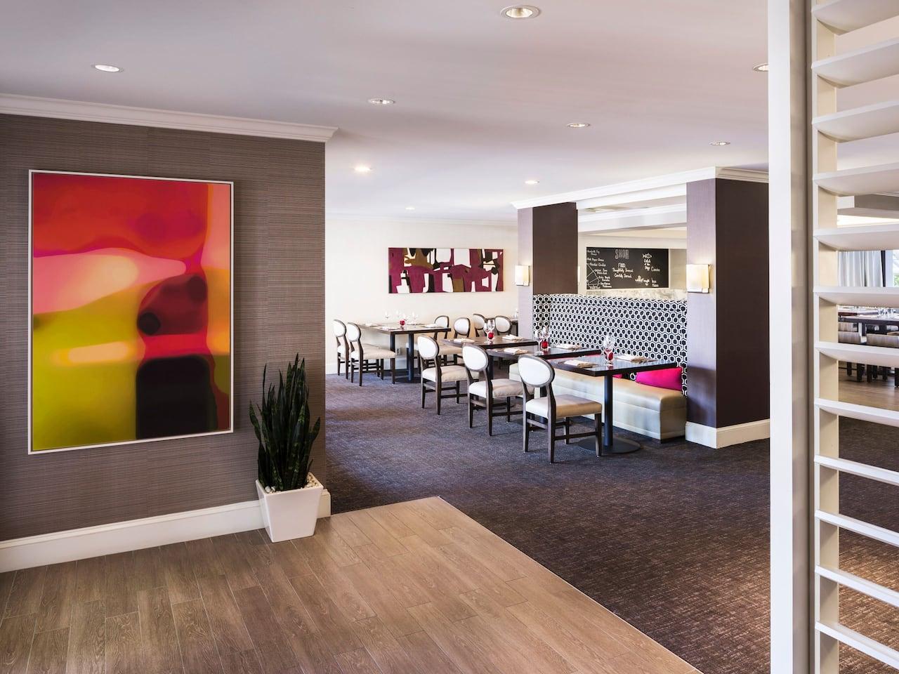 Hyatt Regency Newport Beach Shor Restaurant