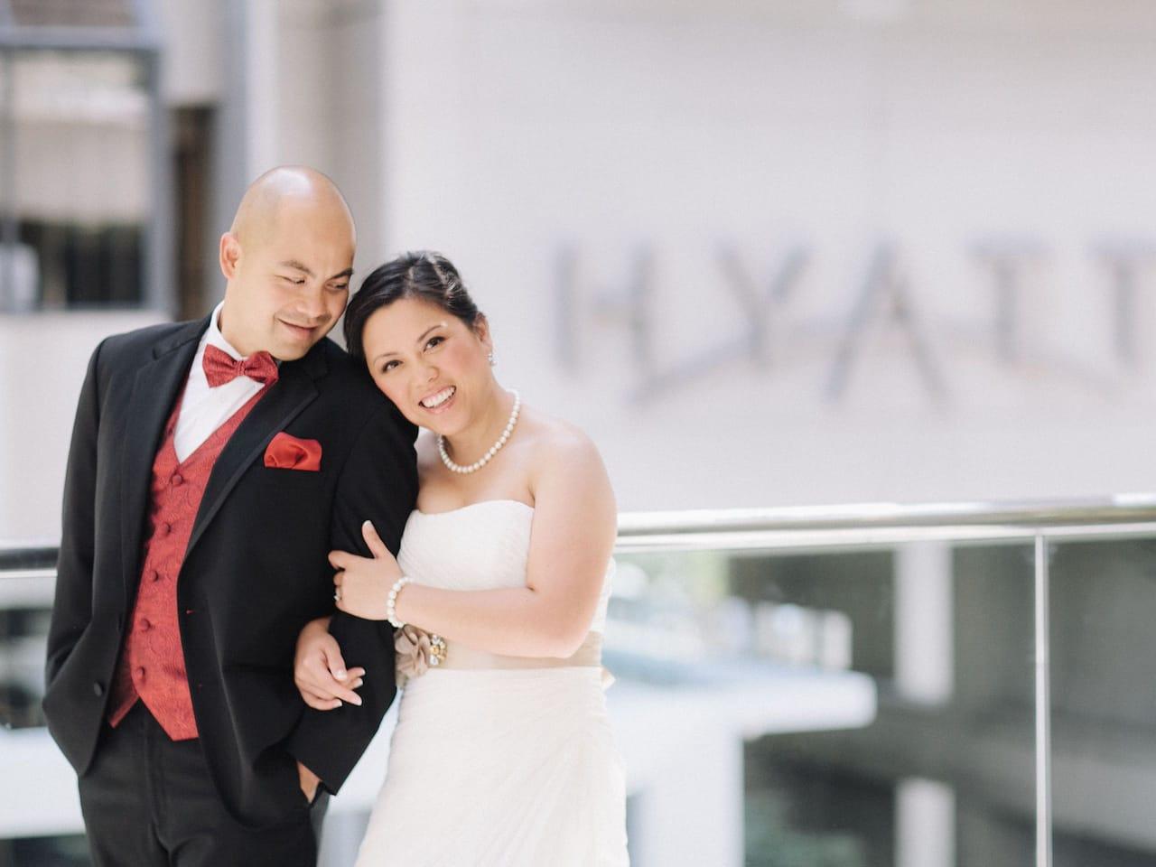 Wedding Venues Hyatt Regency San Francisco