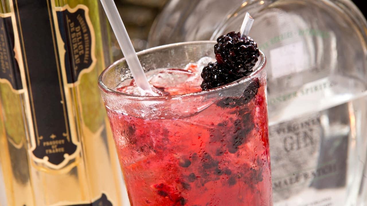 cocktails at Hyatt Regency Reston