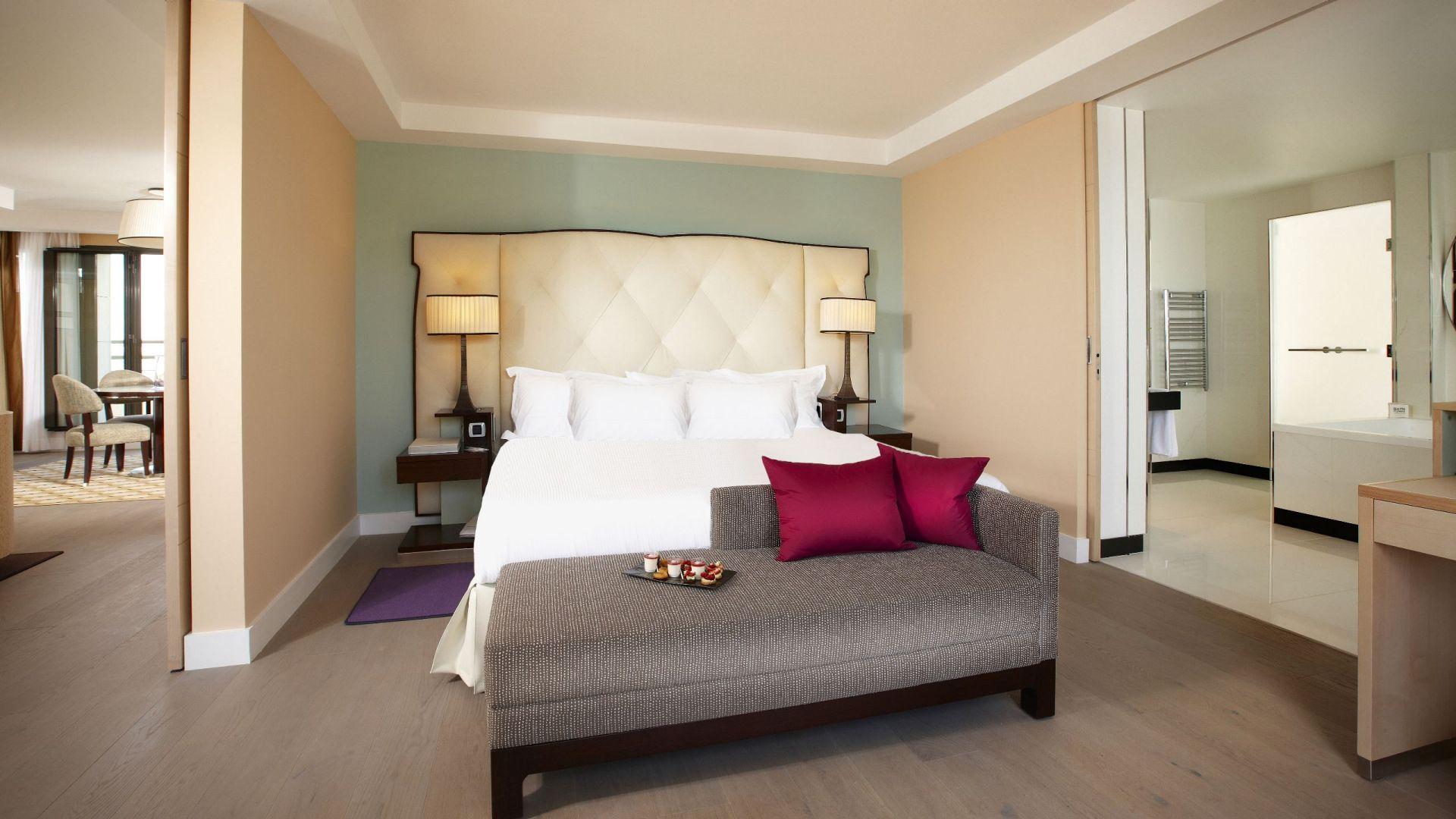 Penthouse Suite at Hotel Hyatt Regency Nice