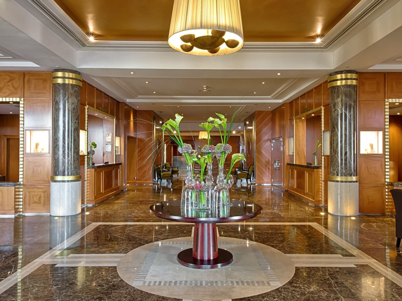 Hotel Lobby  Hyatt Regency Nice Palais de la Méditérranée