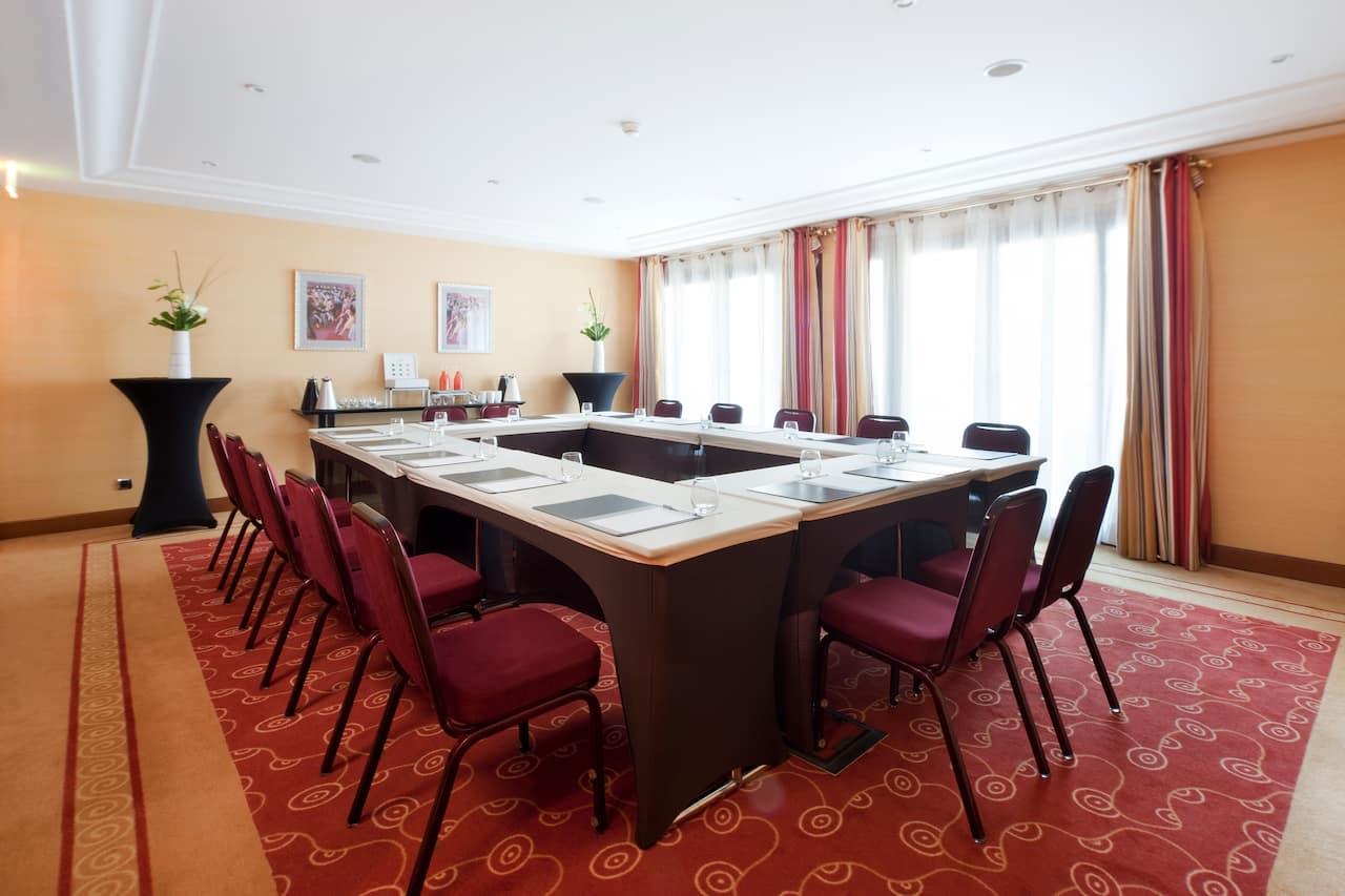 Bossa Nova Meeting Room Hyatt Regency Nice Palais de la Méditérranée
