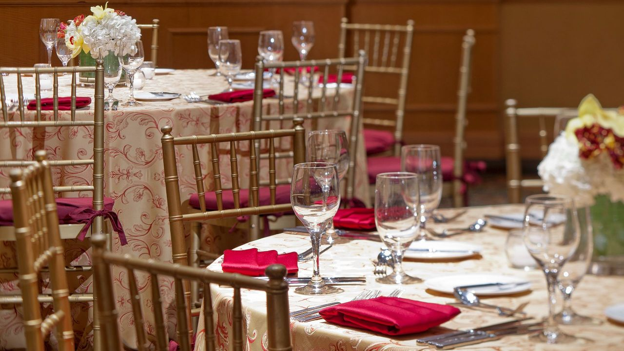 Hyatt Regency Orlando International Airport Wedding Venue