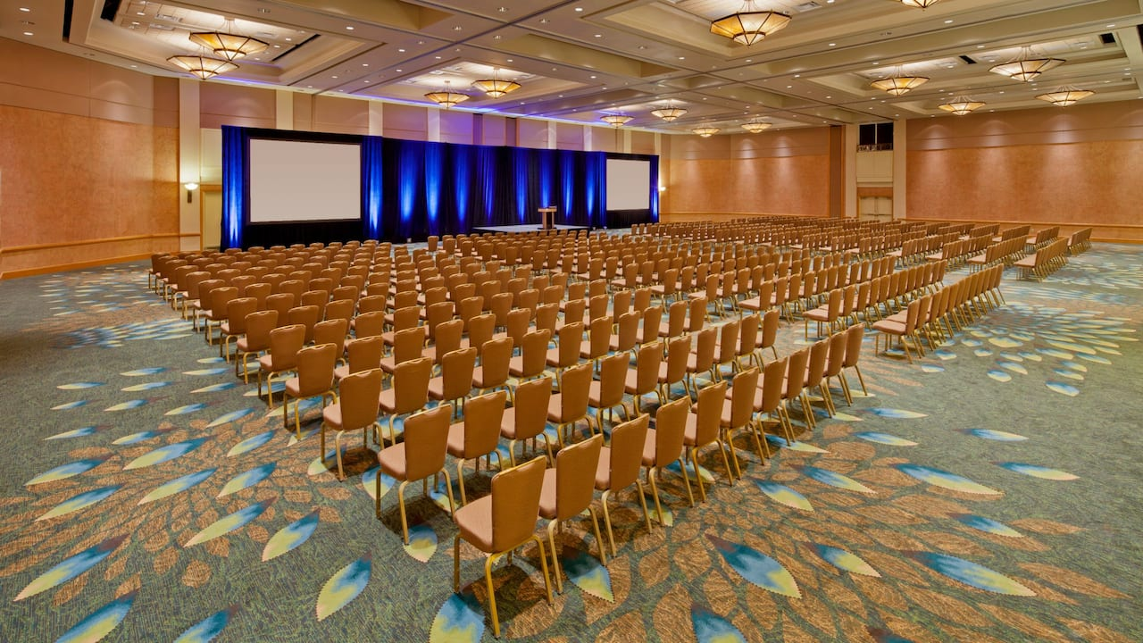 Hyatt Regency Orlando International Airport Continental Ballroom