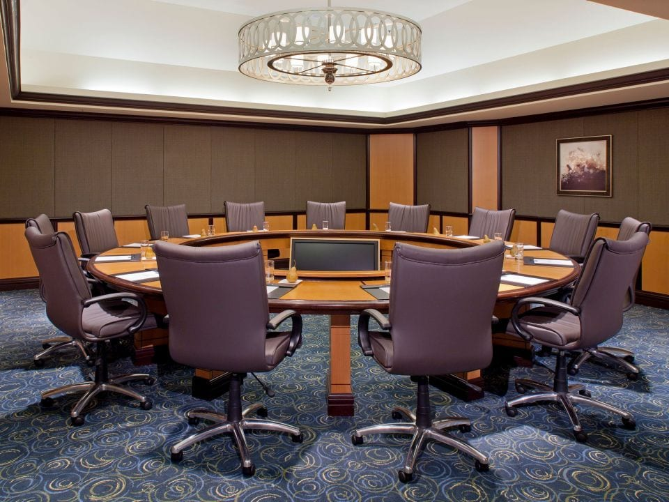 Hyatt Regency Orlando International Airport Meeting Rooms