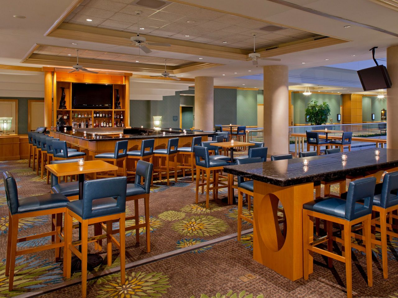 Hyatt Regency Orlando International Airport Lobby Bar