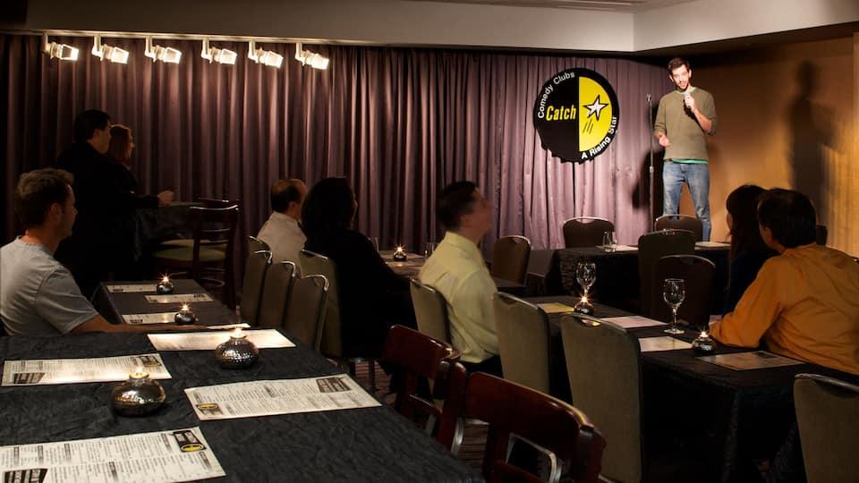 Catch a Rising Star Comedy Club at Hyatt Regency Princeton