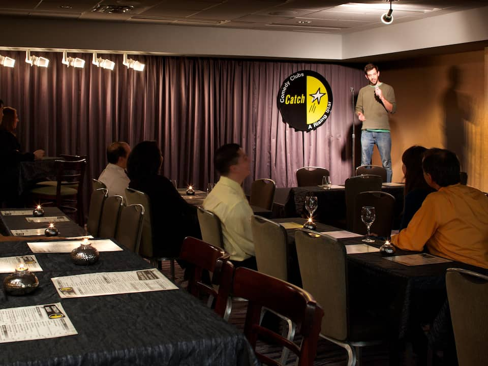Catch a Rising Star Comedy Club at Hyatt Regency Princeton