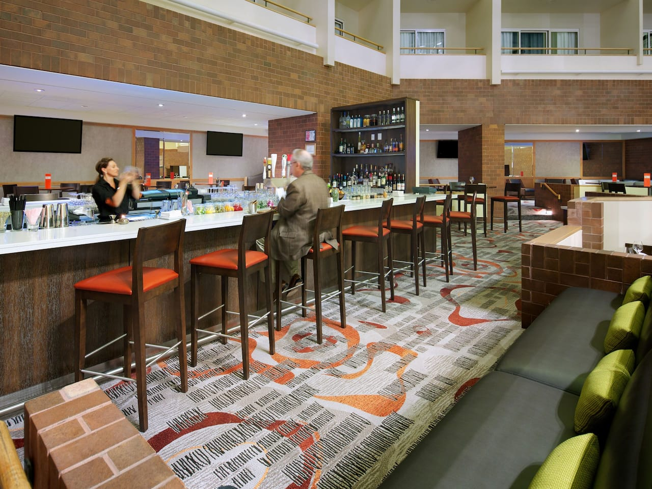 Hyatt Regency Princeton Artisan Kitchen and Lounge Restaurant Image
