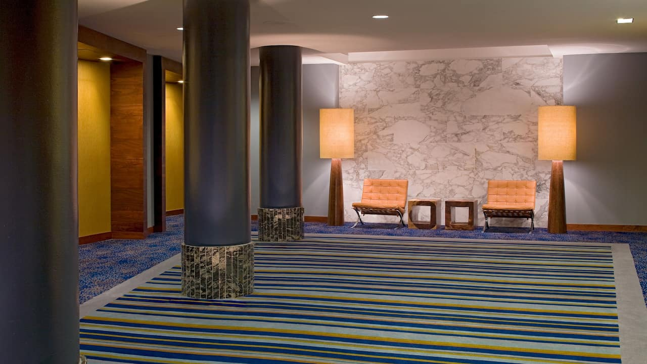Hyatt Regency New Brunswick Meeting Space