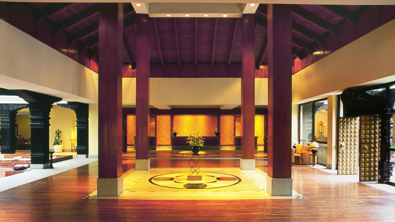 Lobby and Reception