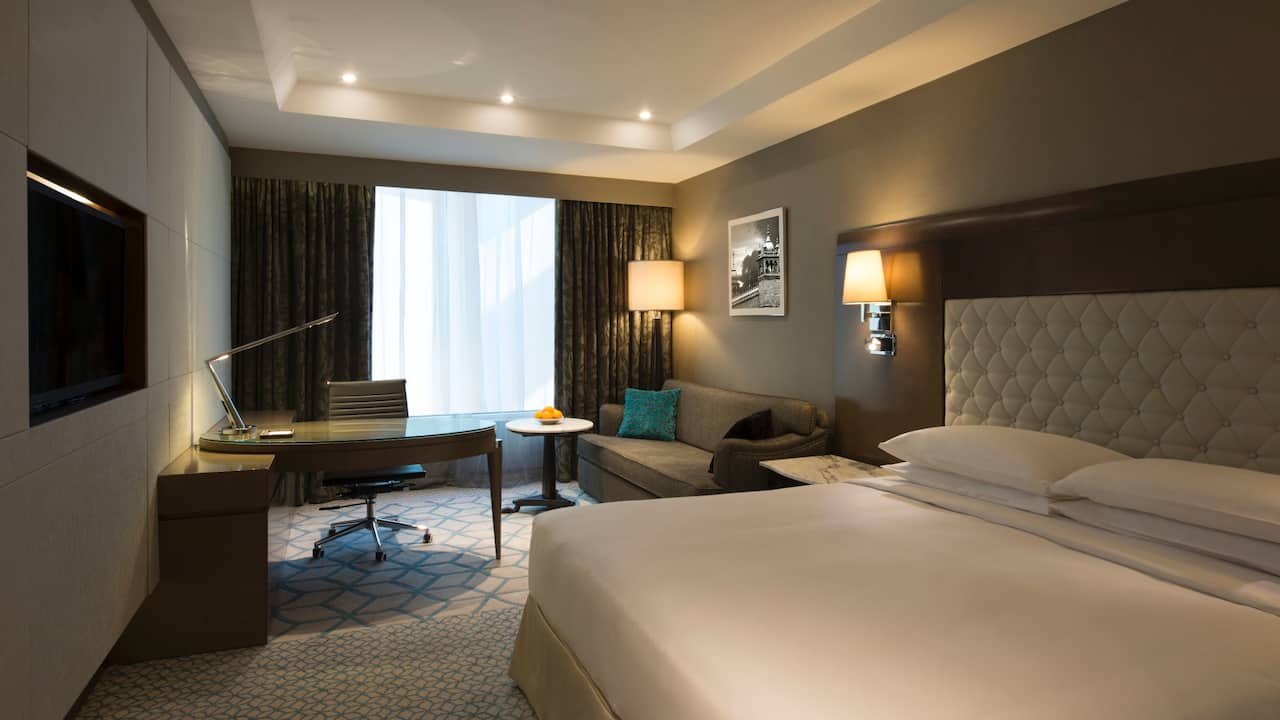 Hyatt King Room