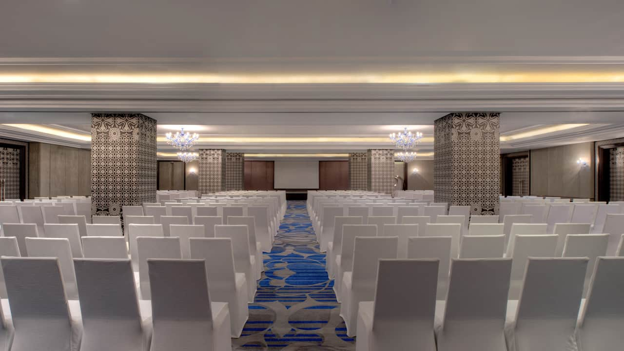 Hyatt Regency Ludhiana meeting room