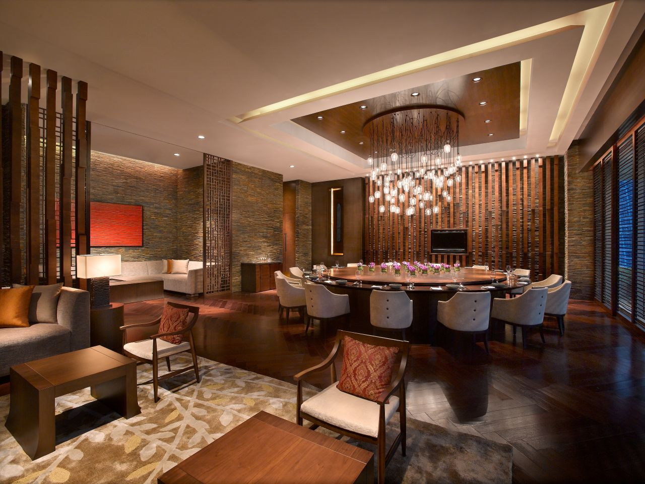 7 Zhongtian Road Private Room