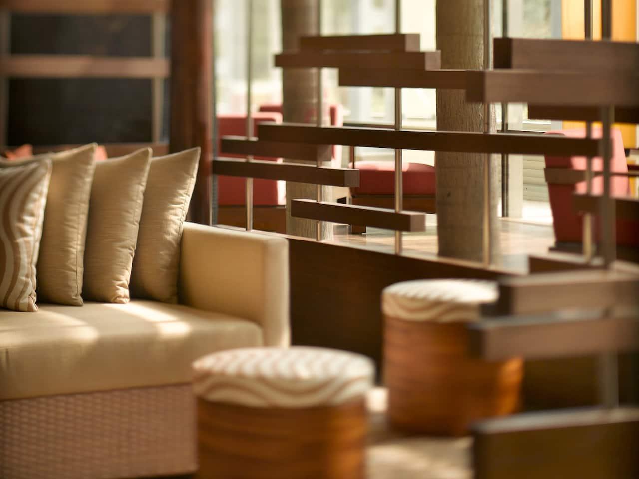 Cha Yuan seating
