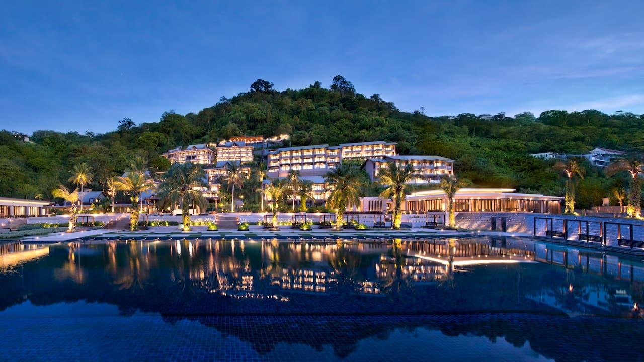 5-star Phuket Hotel in Kamala Beach Exterior