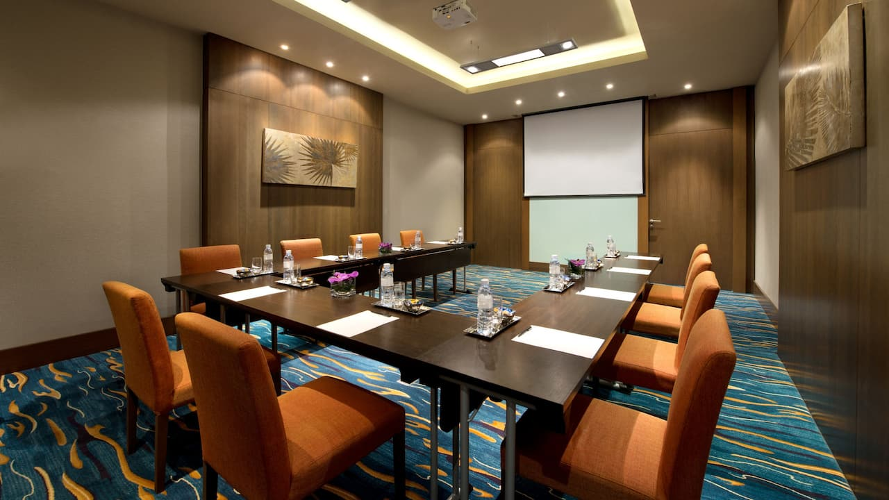 Phuket events breakout rooms