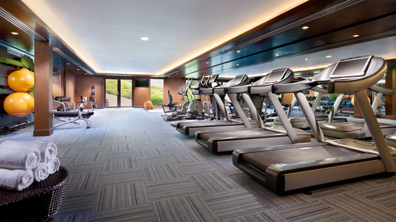 5-star Phuket Hotel in Kamala Beach Fitness