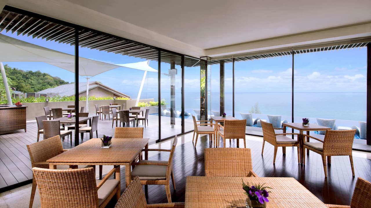 5-star Phuket hotel Regency Club