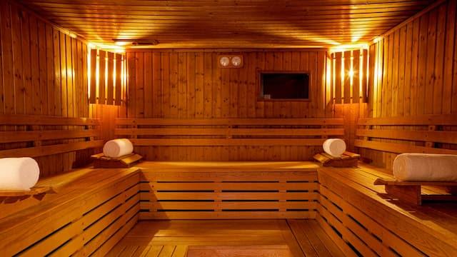 Saunaat Hotel Hyatt Paris Madeleine