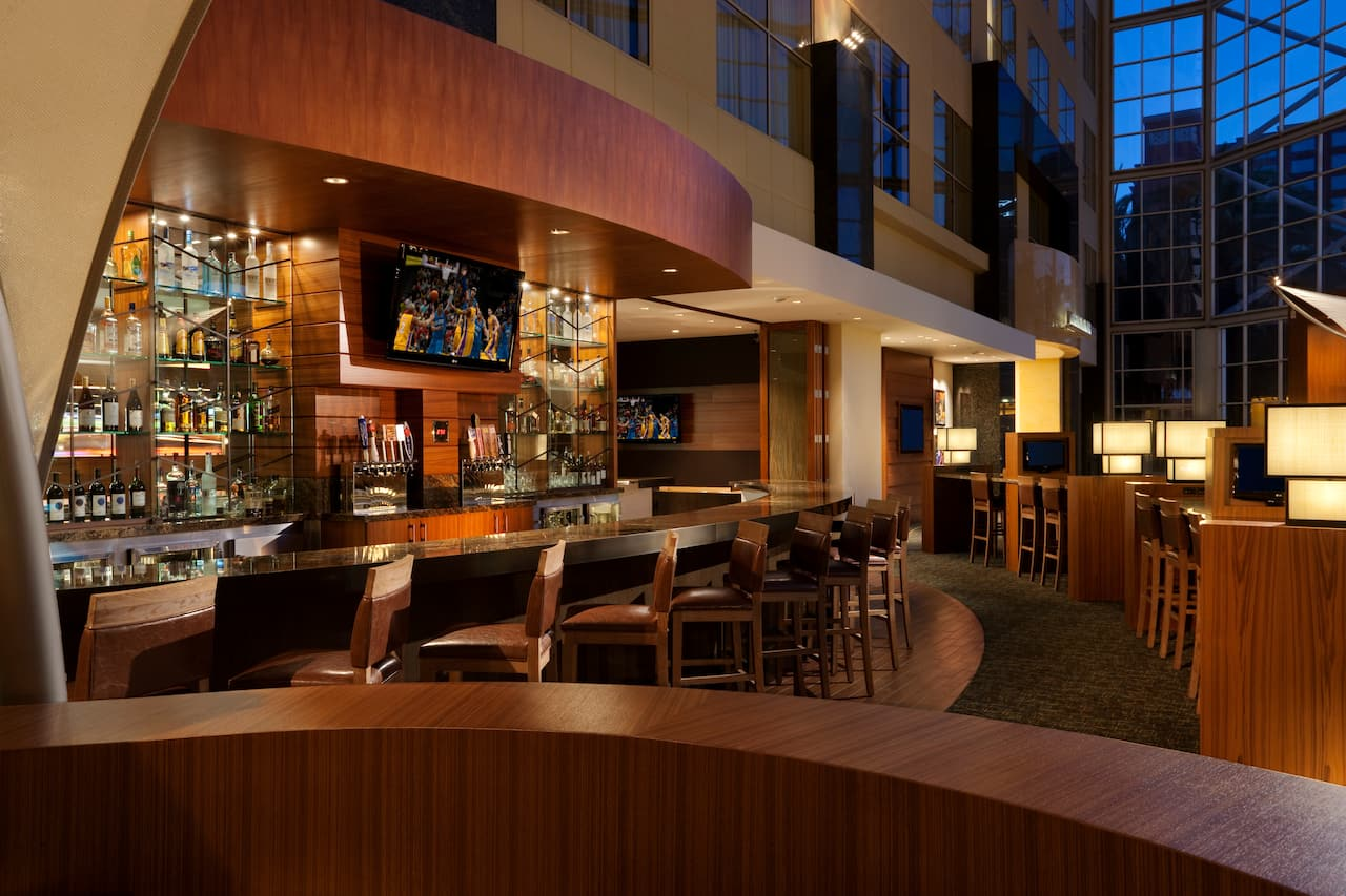 Bar at Hyatt Regency Orange County