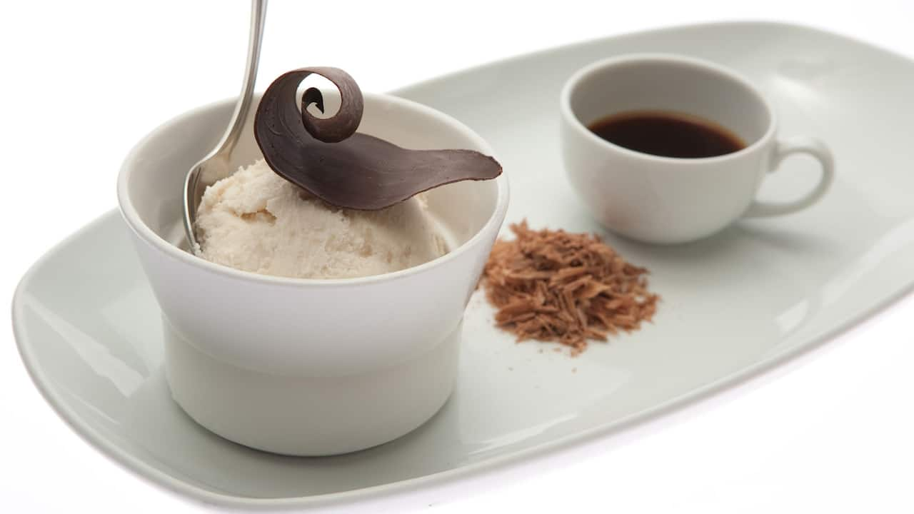 Affogato al Cioccolato Hyatt Regency Orange County