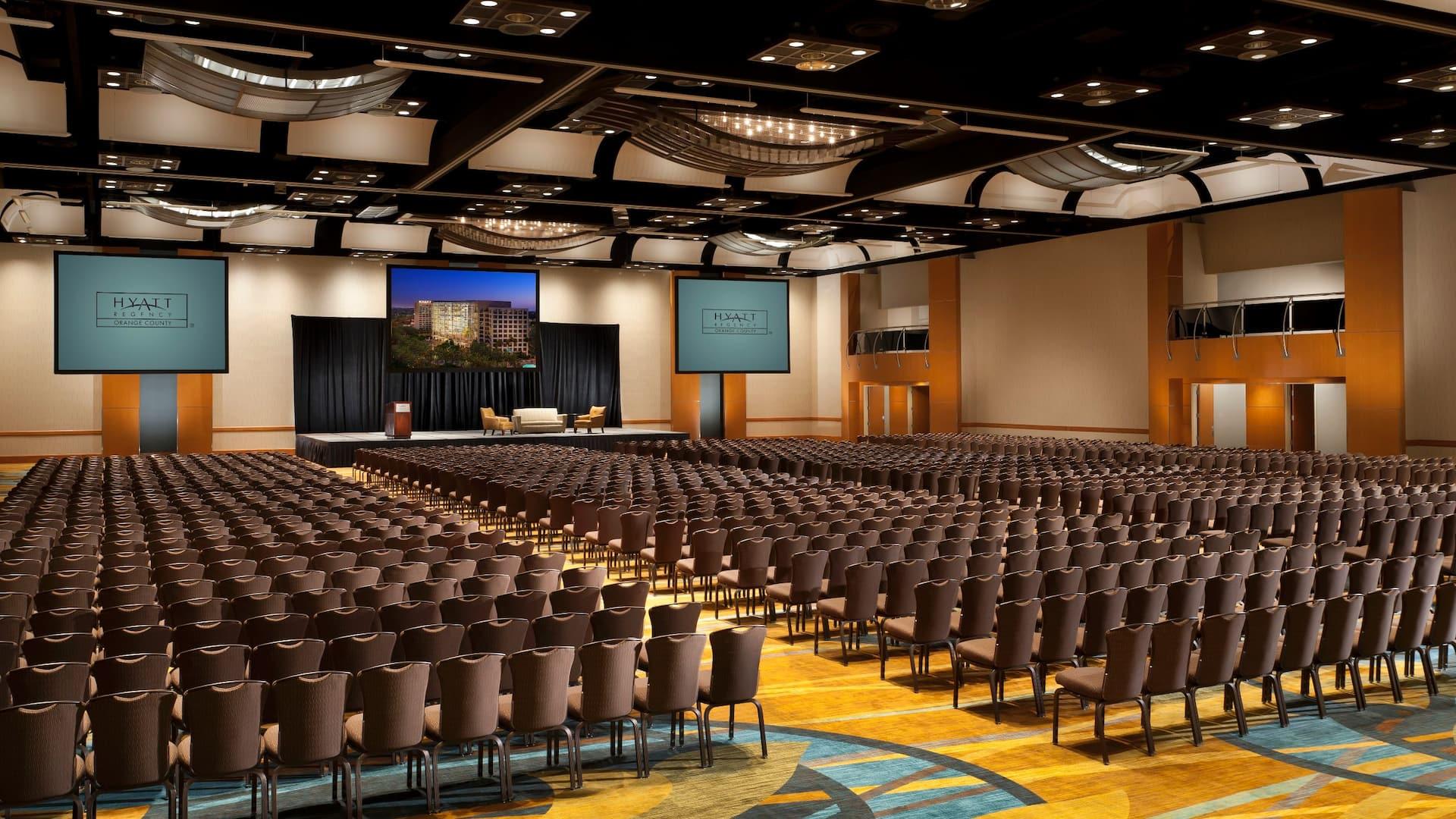 Grand Ballroom Hyatt Regency Orange County
