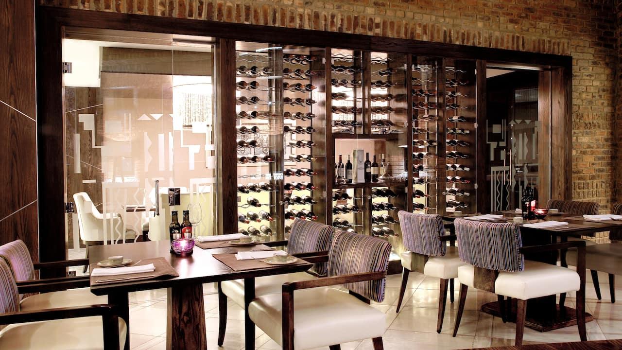 Hyatt Regency Johannesburg Onenineone restaurant