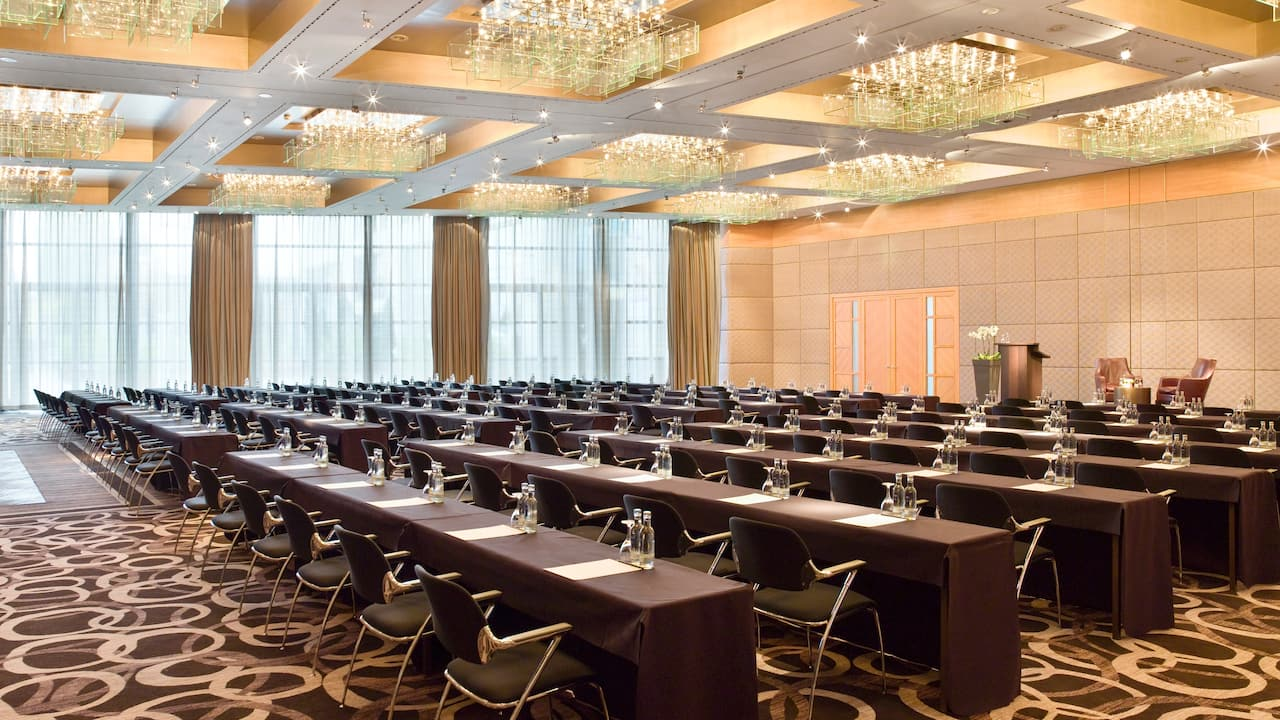 Rhein-Main Ballroom at Hyatt Regency Mainz