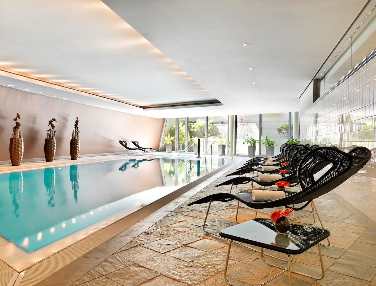 Club Olympus Spa & Fitness at Hyatt Regency Mainz