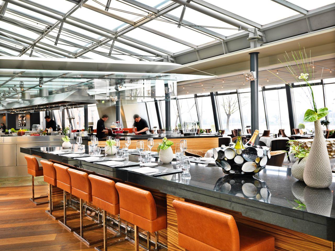 Bellpepper Restaurant Chef's Table