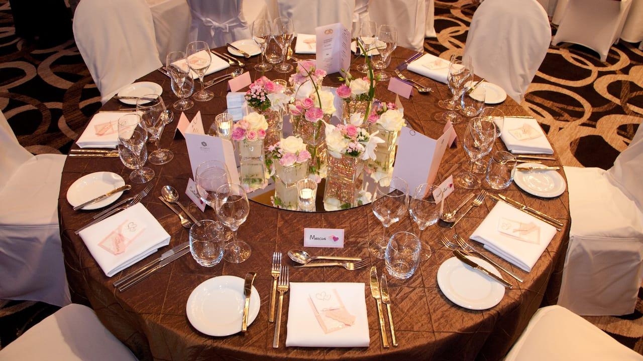 Weddings at Hyatt Regency Mainz