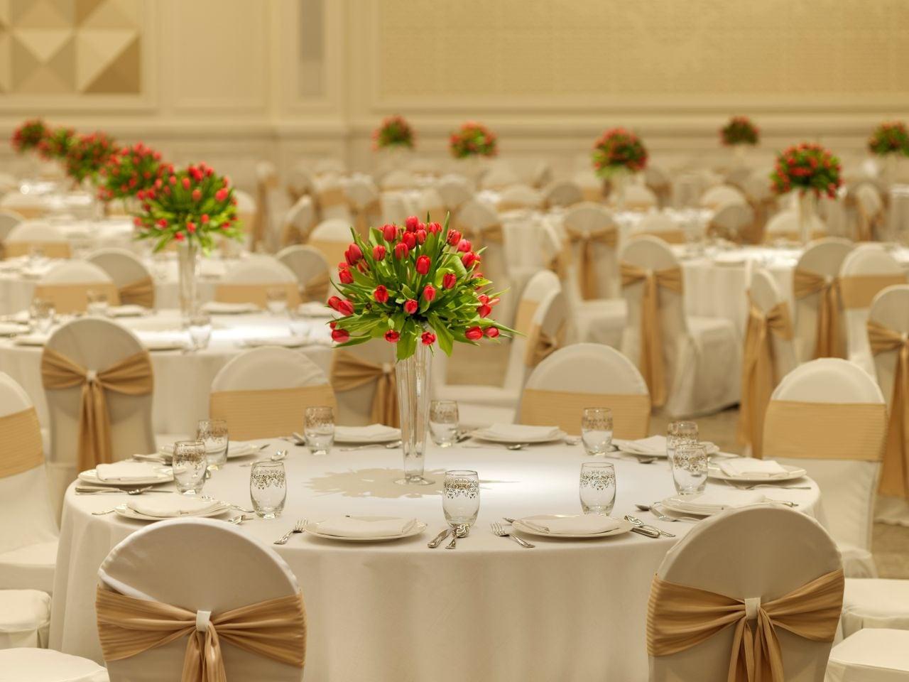 Chrystall ballroom