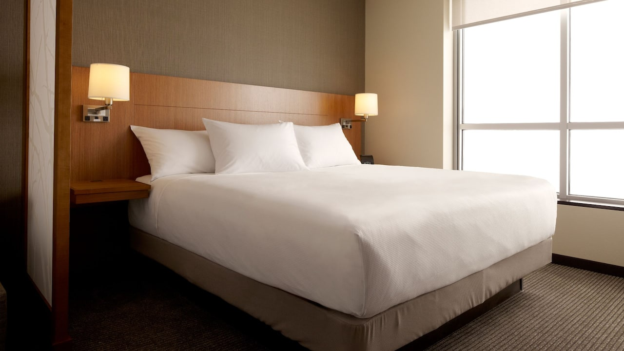 Hyatt Place Austin-North Central King Room