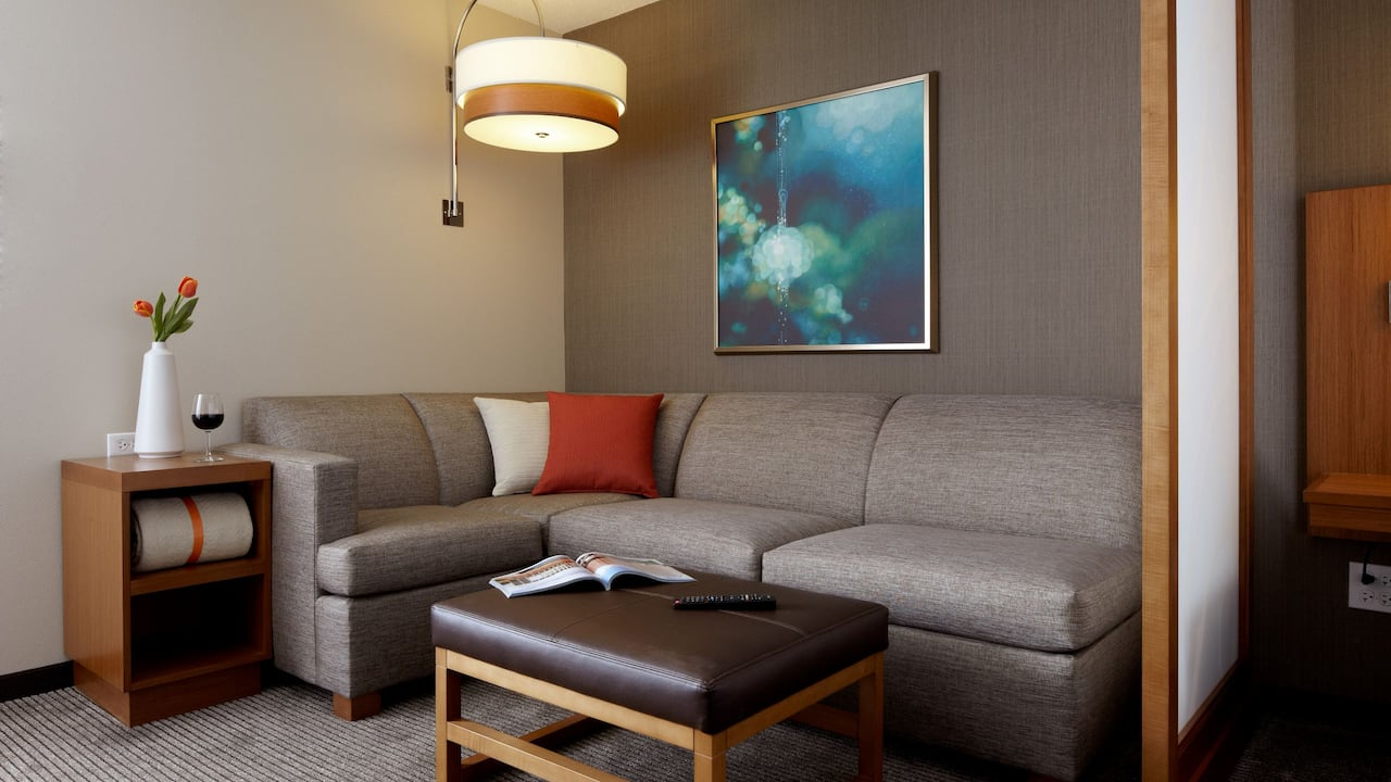 Hyatt Place Cozy Corner
