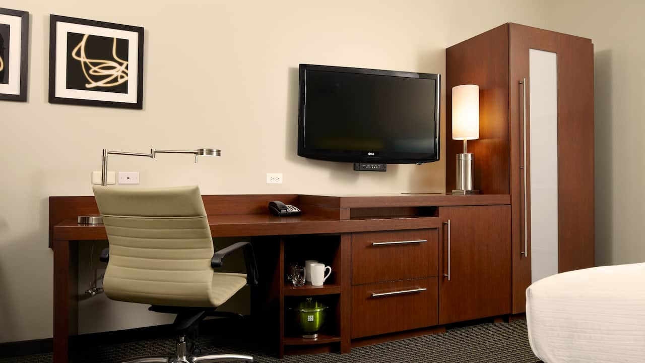 Hyatt Place San Jose Airport King Room with Desk Free WIFI in San Jose