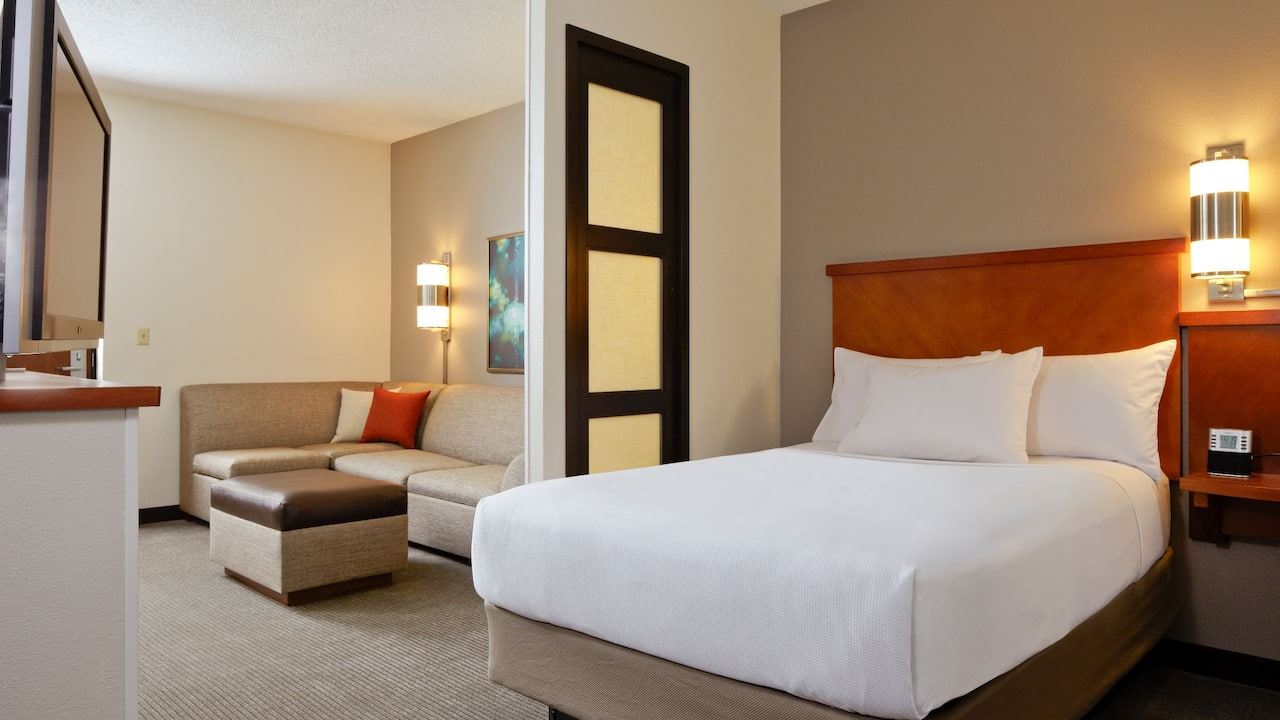 Double Room in Fremont, CA Hotels – Hyatt Place Fremont/Silicon Valley