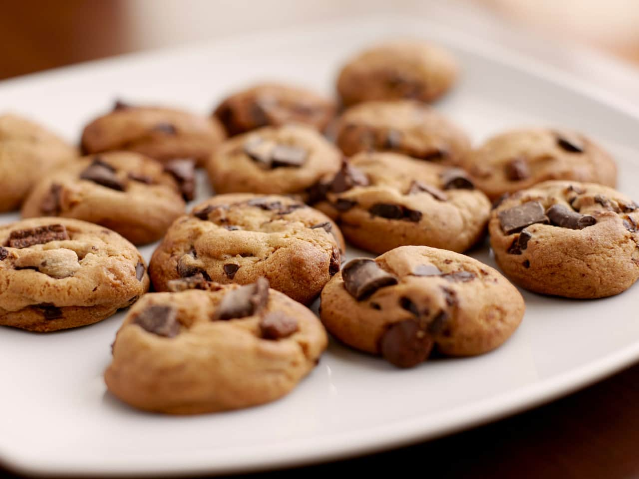 Fresh cookies at Hyatt Place Charleston/Historic District