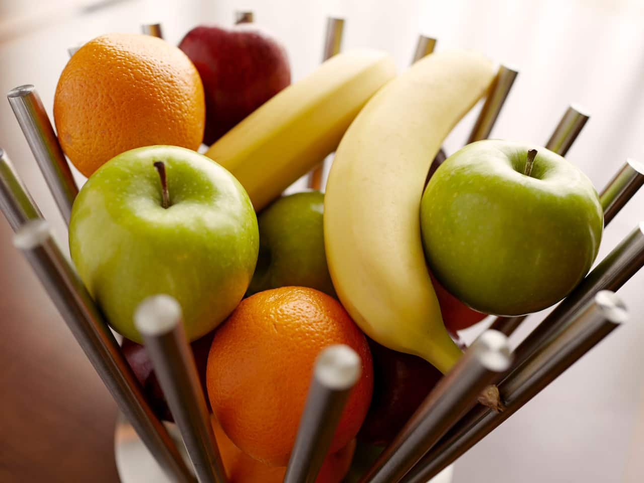 Fresh fruit at Hyatt Place Scottsdale North