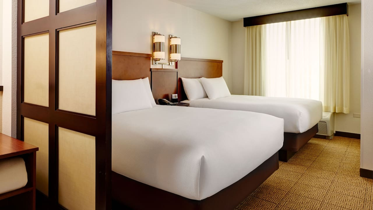 Spacious Salt Lake City Hotel Rooms – Hyatt Place Salt Lake City/Downtown/The Gateway