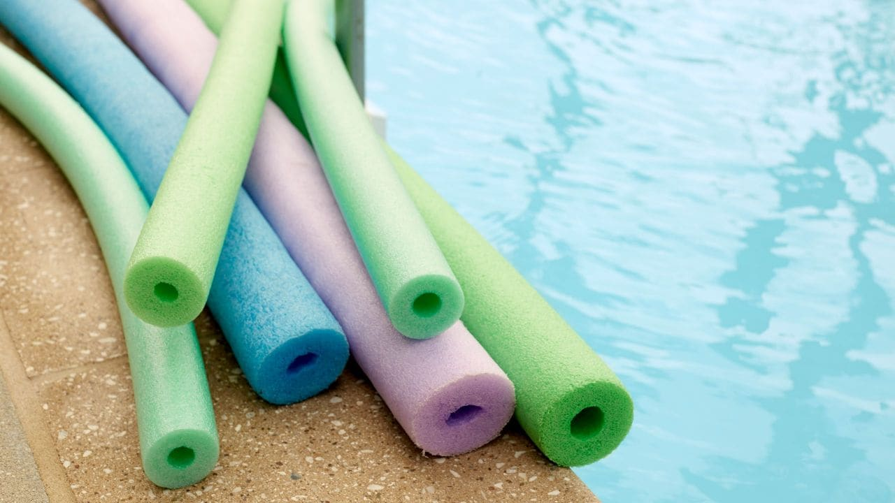 Hyatt House Borrows Pool Noodles