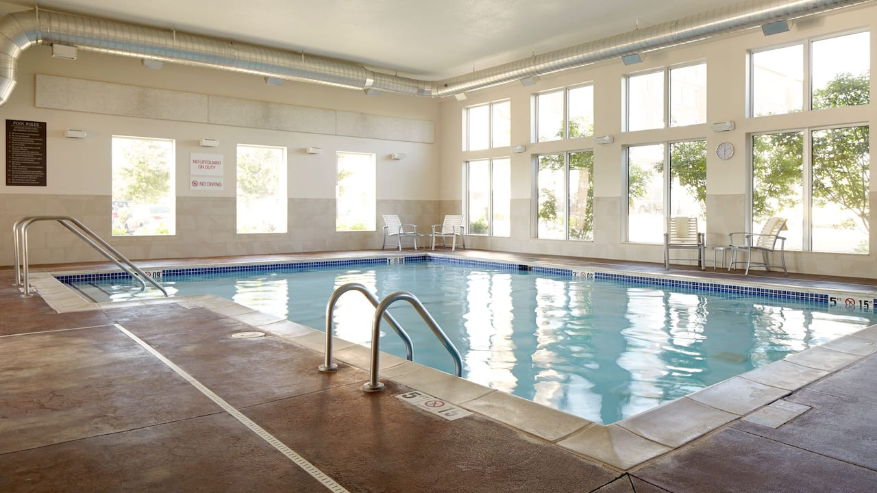 Hyatt Place Indoor Pool