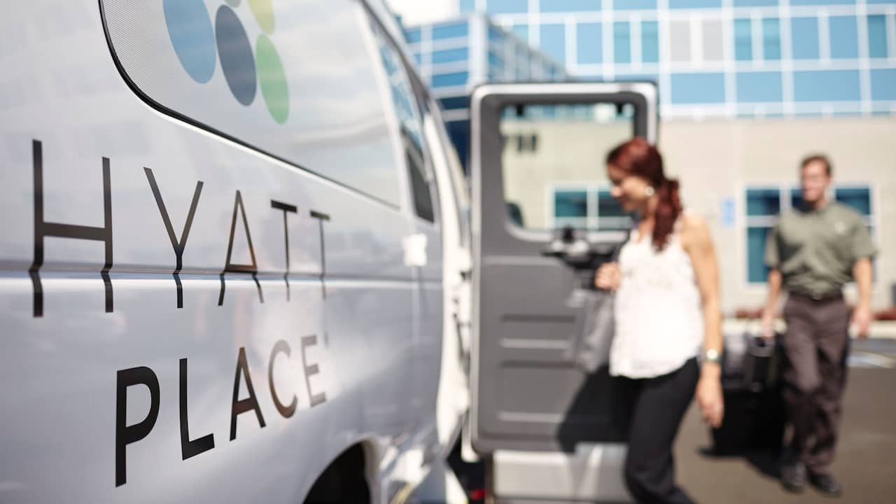Hyatt Place Shuttle