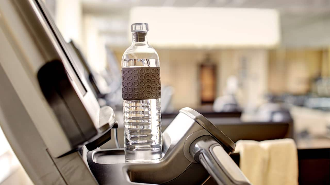 Hyatt Place Kansas City Airport 24/7 gym