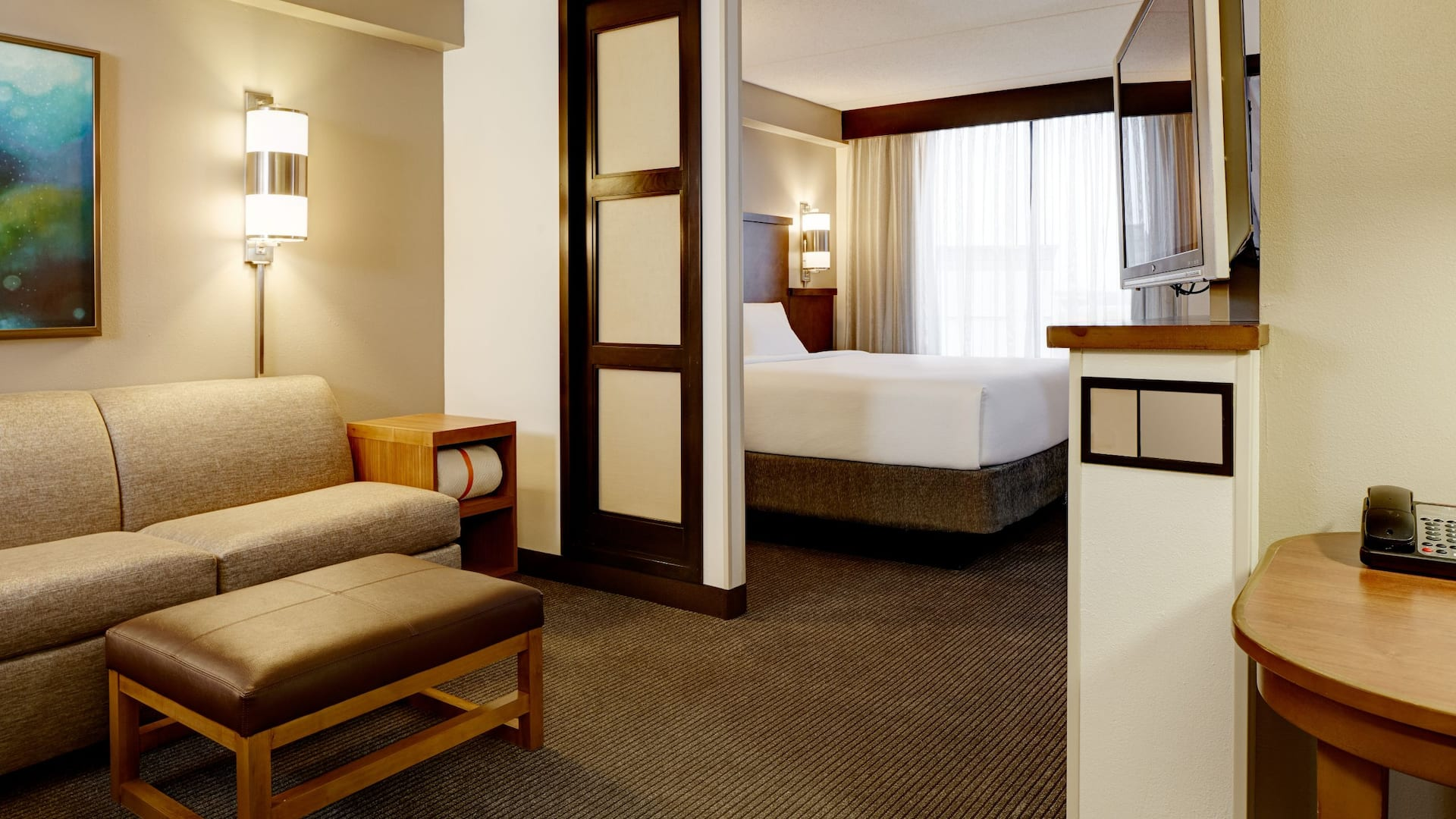 King Room with Sofa Bed in Fremont Hotels – Hyatt Place Fremont/Silicon Valley