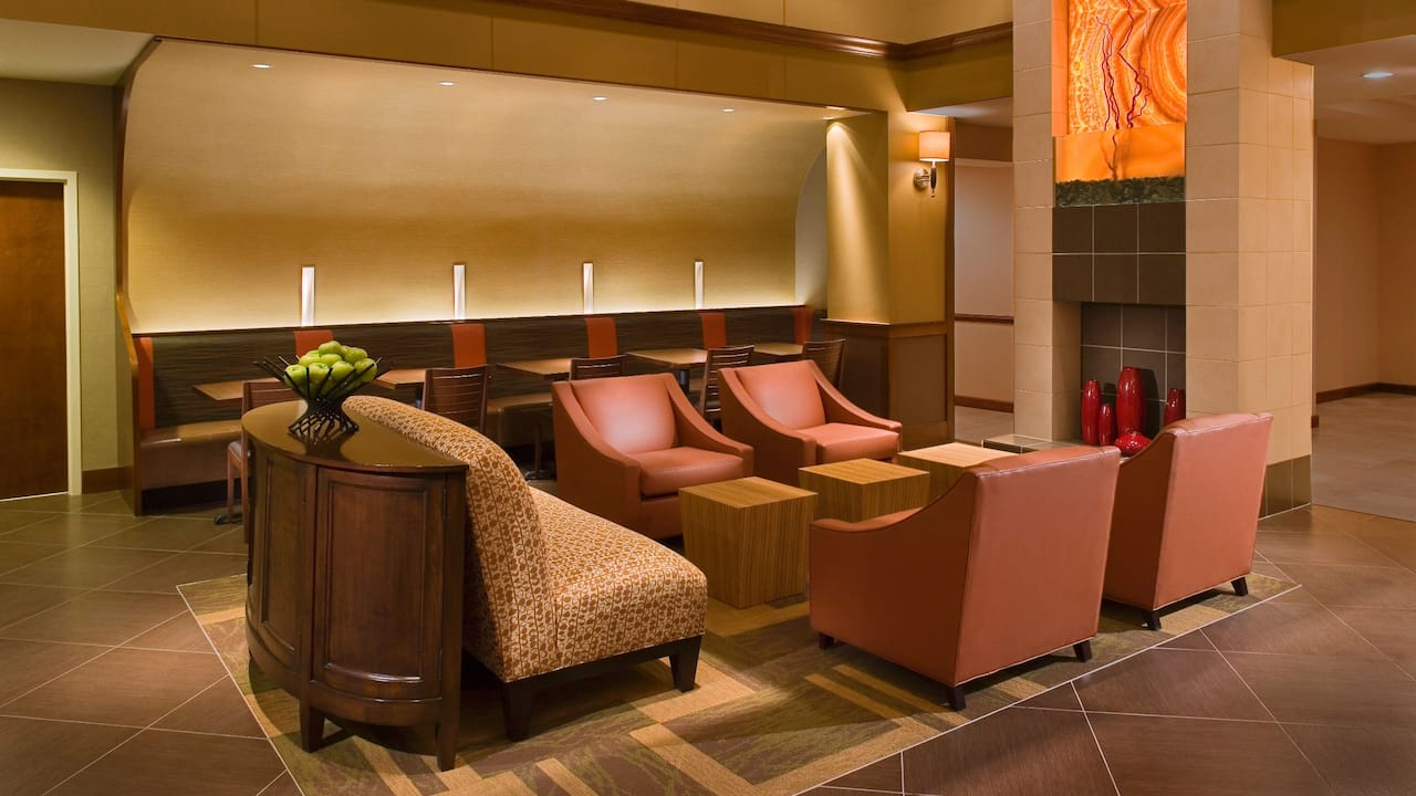 Hyatt Place San Antonio North/Stone Oak Lounge